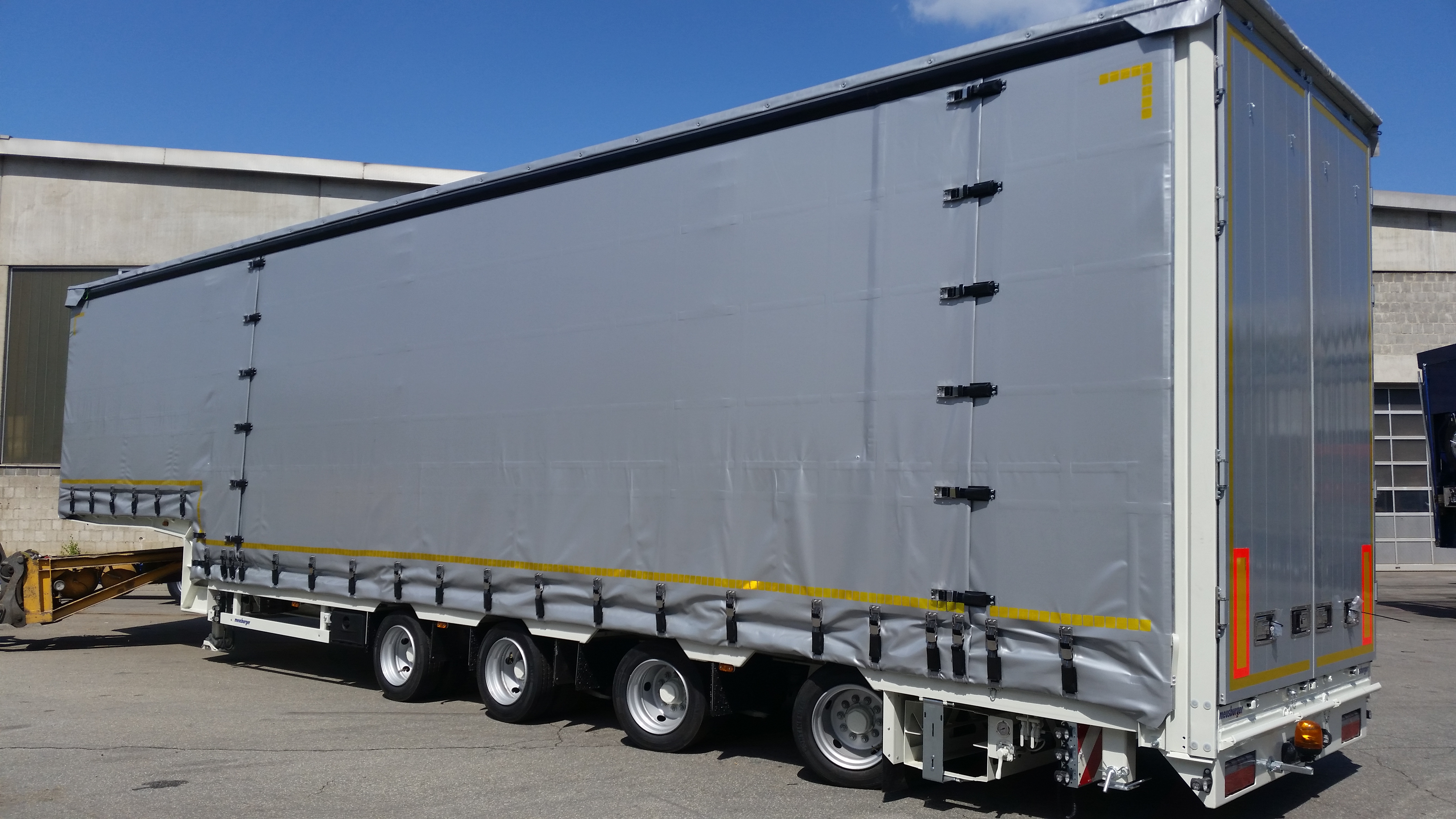 New Jumbo-Trailer for you!