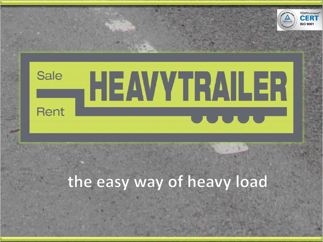 Our brand new HeavyTrailer product catalog