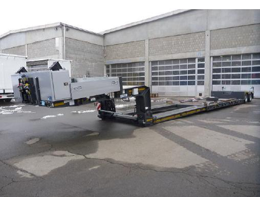 Our new low-deck-trailer from Meusburger